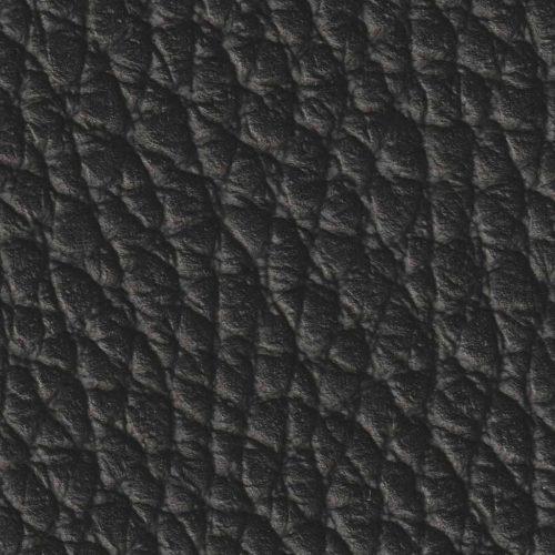Cuir Grainé - Noir Black