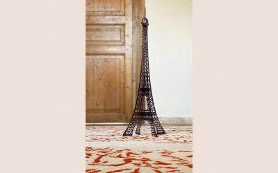 La Verticale de la Tour Eiffel est annulée !